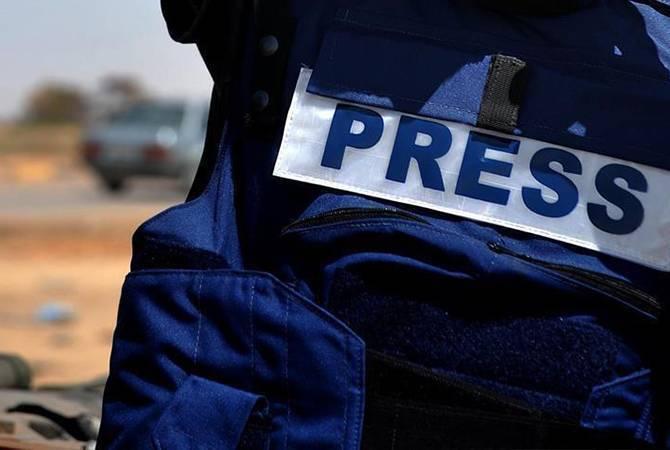 Լրագրողներին հասցեագրված անուղղակի սպառնալիք Հաջիեւի կողմից.միջազգային կառույցների եւ արտասահմանցի մեր բոլոր գործընկերների ուշադրությունն ենք հրավիրում